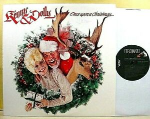 KENNY ROGERS & DOLLY PARTON - Once Upon A Christmas - '84 ...