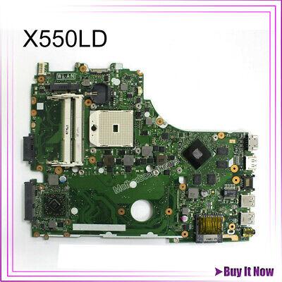 For ASUS X550ZE X750DE laptop Mainboard REV:2.0 W// AMD A10-7400P Motherboard