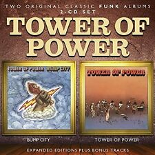 Tower of Power - Bump City / Tower Of Power: Expanded Edition [New CD]