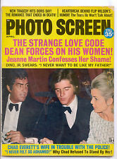 PHOTO SCREEN  April 1971 (4/71) - Complete Issue