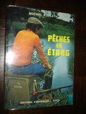 PÊCHES EN ETANG - Michel Pollet 1984 - b