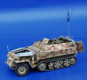 Kit de conversion de modèle Plus Sd.kfz.250 / 3 Wwii Scala 1:35 Cod.pl119