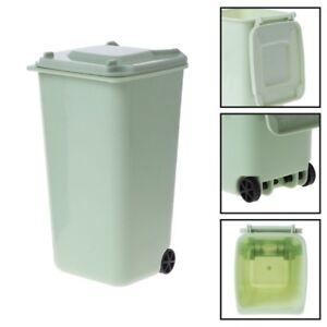 Image Is Loading Mini Waste Bin Desktop Garbage Basket Table Home