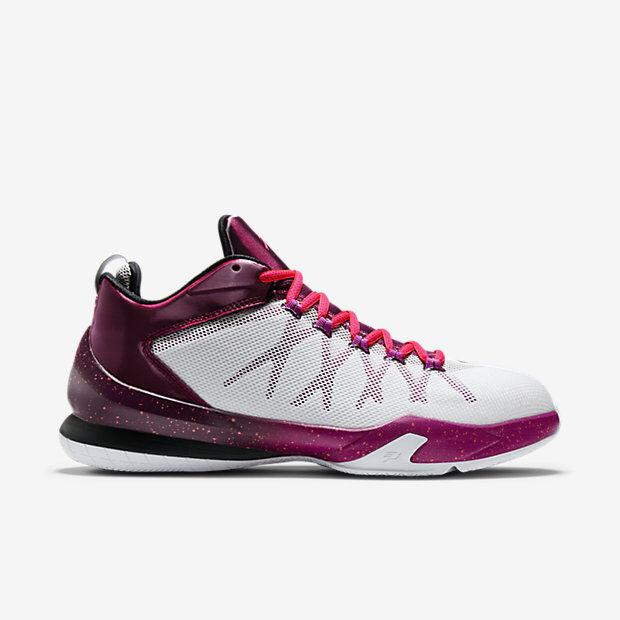new product 808fa ec0f3 ... shop 725173 113 mens jordan cp3.viii ae black sport red pink pow 988c9  557ed