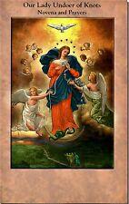 Our Lady Undoer of Knots 9 Day Novena & Prayers - Devotion of Pope Francis Bk