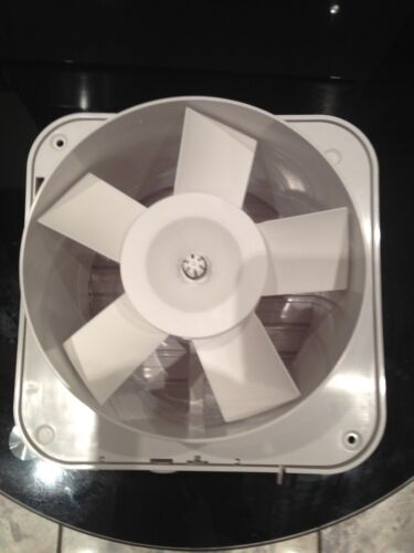 """Johnson /& Starley A80 ahpt humidostat extrait 6/"""" Fan Pullcord minuterie RRP £ 122.00"""