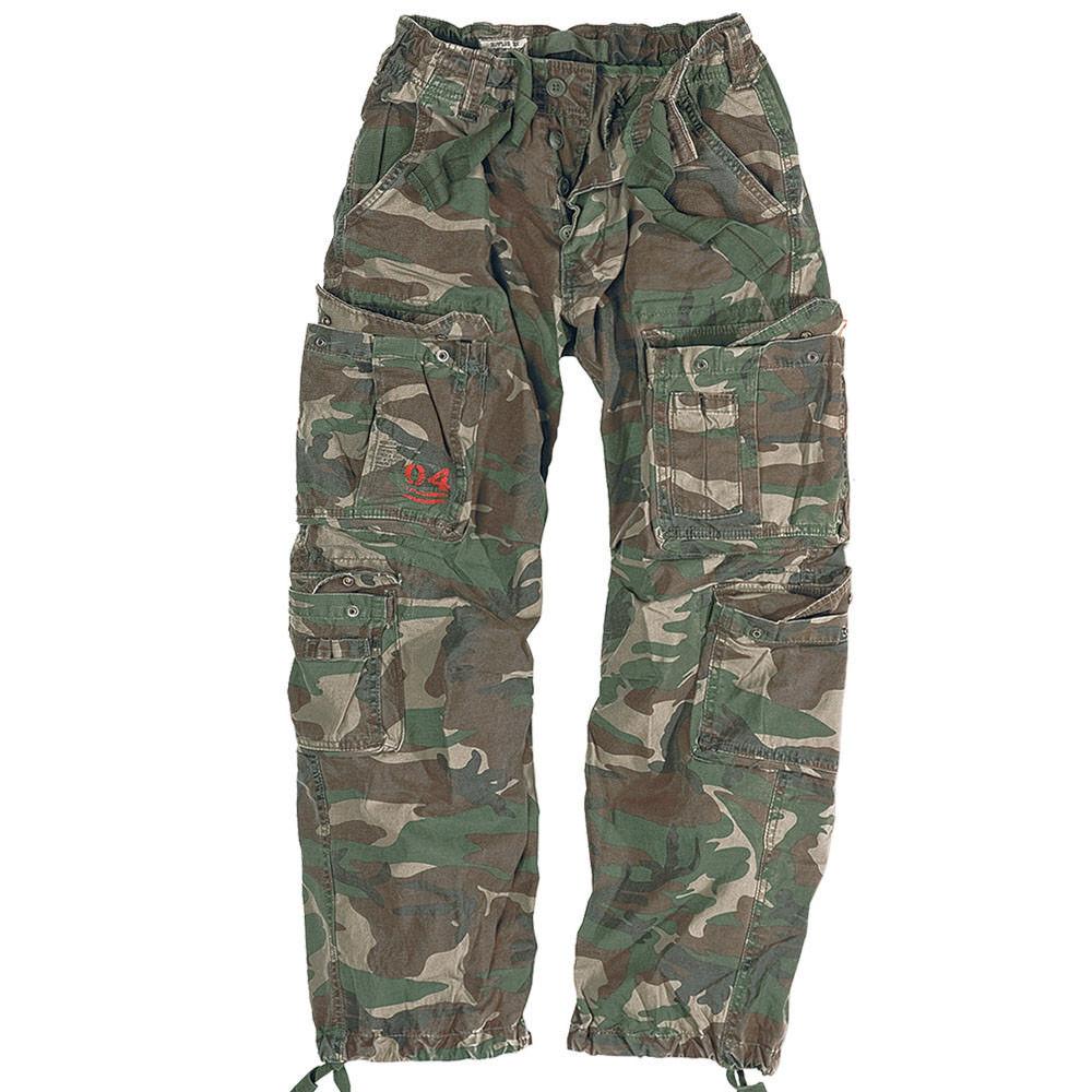 combat pantalon camouflage pantalon combat Surplus TEX AIRBORNE militaire Cargo Travail 824e50