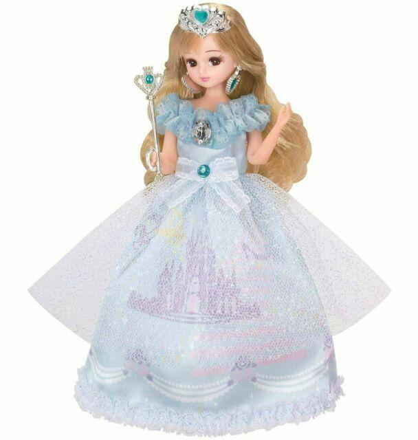 Takara Tomy Licca LD-04 Twinkle Princess Fashion Doll