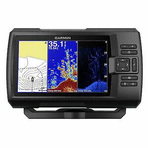 Garmin 010-01873-00 7in Wi-Fi Fishfinder with Tranducer on