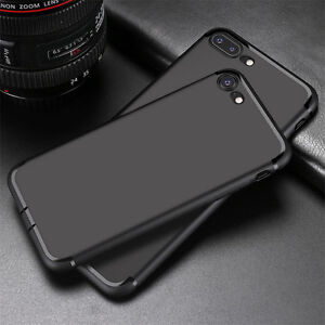 Shockproof-Ultra-Thin-Slim-Soft-Silicone-Back-Cover-For-iPhone-X-8-6-7-Plus-Case