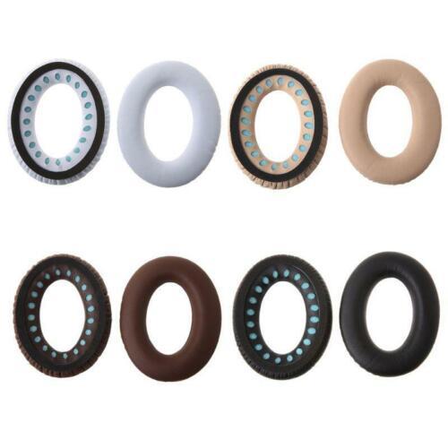 1Pair Headphone Earpads Protein Skin Earbud Ear Pads for QC15 QC2 QC35 QC25
