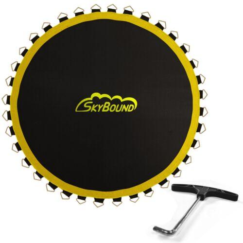 "Skybound Premium 127/"" trampoline avec 72 V-Anneaux pour Sportspower-TR-188COM-LT"