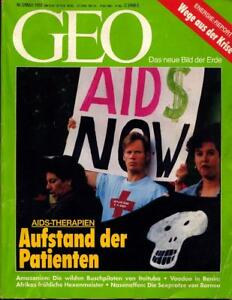GEO 3/1993 GEO 3/93 *SCHWERPUNKT: AIDS-Therapien, Amazonien Voodoo in Benin ... - Karlsruhe, Deutschland - GEO 3/1993 GEO 3/93 *SCHWERPUNKT: AIDS-Therapien, Amazonien Voodoo in Benin ... - Karlsruhe, Deutschland