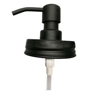 Stainless-steel-Jar-Cap-Mason-Soap-Lotion-Anti-Rust-Dispenser-Lid-Tube-Cap