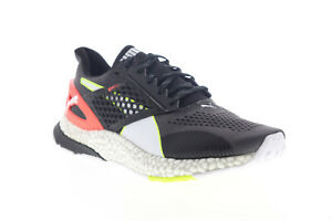 Puma-Hybrid-Astro-19279901-Mens-Black-Canvas-Lace-Up-Athletic-Running-Shoes-9