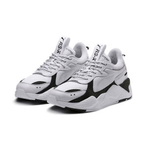 Details about New Puma RS-X Core (36966601) - White/ Black, Athletic  Sneakers Running Shoes