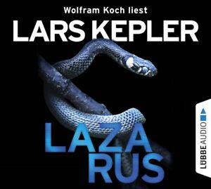 LAZARUS-KEPLER-LARS-8-CD-NEW