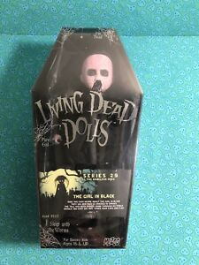Details about Living Dead Dolls THE GIRL IN BLACK - Series 29 - SEALED