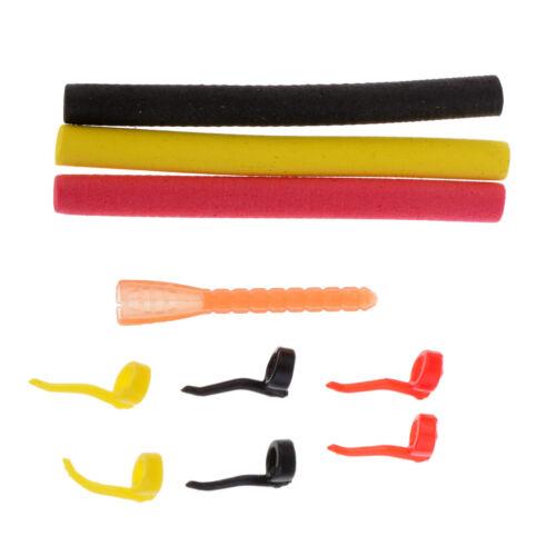 20 Pieces Zig Aligna Kit Zig Aligna Sleeves Foam Zig Aligna Loading Tool,