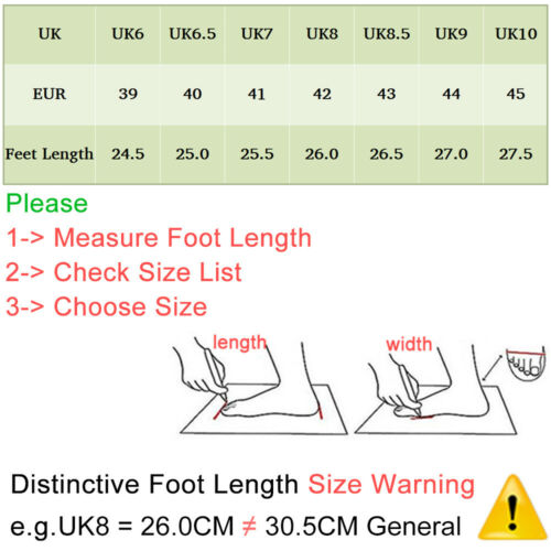 UK Mens Safety Shoes Trainers Steel Toe Work Boots Sports Hiking Shoes Sneakers