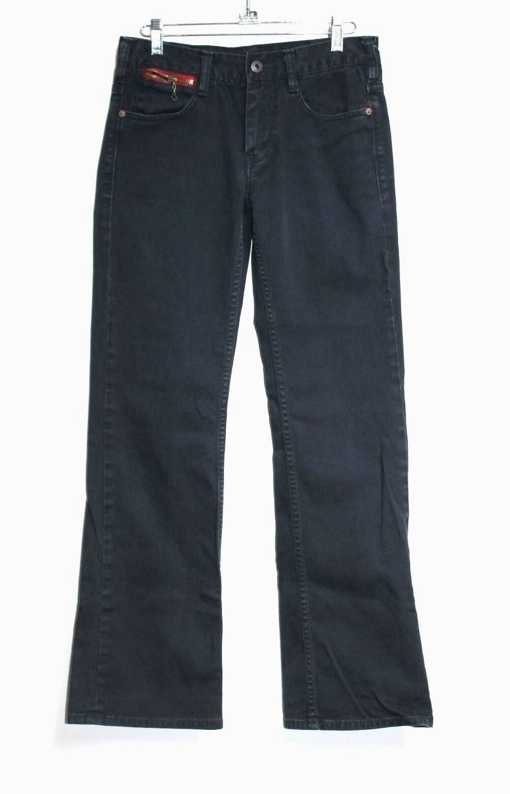 Ralph Lauren bluee Label  - 27 - bluee Dark-Wash Denim - Tribeca 114 Boot Cut Jeans  official website