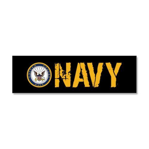 Car Magnet CafePress U.S Navy: Navy Black 1790551280