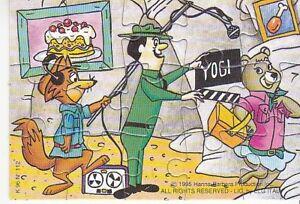 KINDER PUZZLE YOGHI K96 112 - Italia - KINDER PUZZLE YOGHI K96 112 - Italia