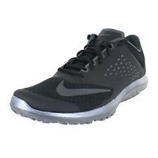 Nike Fs Lite Run 2 704914-001 Black Anthracite Grey Mens US size 9.5, UK 8.5
