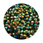 thumbnail 41 - 1000-Rhinestones-Crystal-Flat-Back-Resin-Nail-Art-Face-Gems-Crafts-Festival