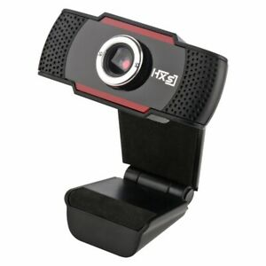 HXSJ-S20-HD-Meeting-Manual-Focused-Camera-Webcam-with-Sound-Absorbing-Microphone