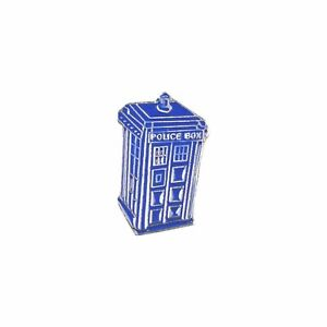 Doctor-Who-TARDIS-Blue-Police-Box-Enamel-Lapel-Pin-Badge-Brooch-Sci-Fi-Gift-BNWT