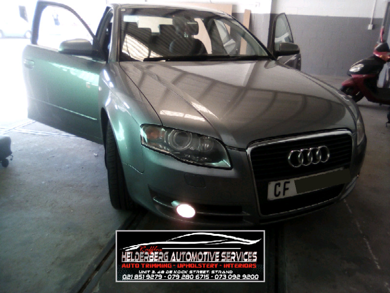 Audi Interiors Seats, Door panels, Roof linings and more