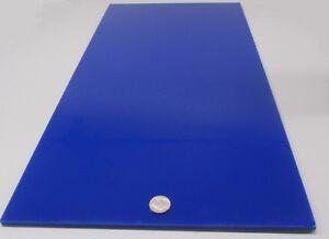 Details about 2050 Translucent Blue Acrylic Sheet 1/4