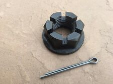 Rhino Rotary Cutter Gearbox Flanged Slotted Nut W Cotter Pin 00777874 11 050
