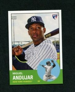 2018-Topps-Throwback-Thursday-TBT-Set-37-224-Miguel-Andujar-RC-New-York-Yankees