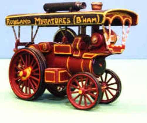 Rowland Miniatures W&T 00 white-metal kits WTB11