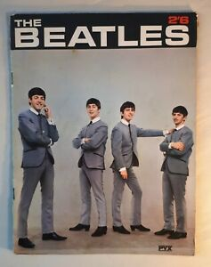 1964-First-Edition-THE-BEATLES-Patrick-Maugham-Dezo-Hoffman-PYX-Publications