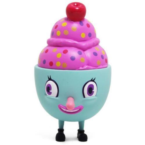 """Martien Toys Lil Scoopy-Bubblegum 4.25/"""" Figurine en Vinyle par ARTIST Nouar"""