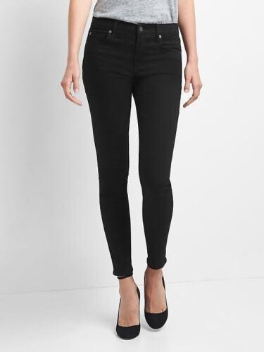 Mid Pression 69 taille Gap de noir Jean 12 31r Taille skinny Rise 95 vente Hwxzfdg