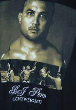 BJ PENN HAWAII UFC  MMA XL  T-SHIRT Hawaiian