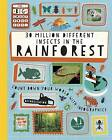 30 Million Different Insects in the Rainforest by Paul Rockett (Paperback, 2015)