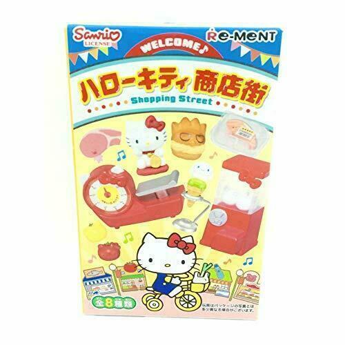 Re-ment Sanrio Miniature Hello Kitty Cafe Restaurant Shop  No.8