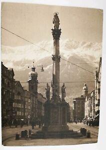532-Antica-Cartolina-Innsbruck-Maria-Theresien-Strasse