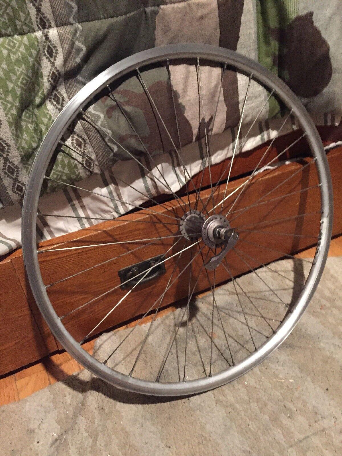 Specialized  Through Axle Front Mountain Bike Wheel  free shipping!