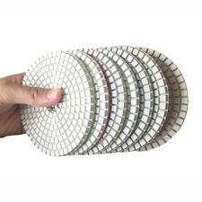 Diamond Polishing Pads 6 Inch For Marble Concrete Stones Terrazzo Granite Quartz