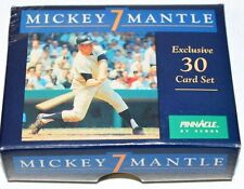 1992 Pinnacle Mickey Mantle #30 Baseball Card Set by Pinnacle-Score