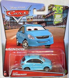Disney Pixar Cars Alloy Hemberger