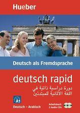 FREMDSPRACHE DEUTSCH FÜR ARABISCH SPRECHENDE 2 AUDIO-CD UND BUCH