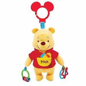 Winnie-the-Pooh-Activity-Baby-Toy-New-Cot-Pram
