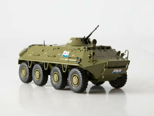 scale model BTR-60PB military tank Our Tanks MODIMIO Collections 1:43